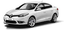 Renault Fluence 1.5 dCi EDC automatic / similar vehicle groups