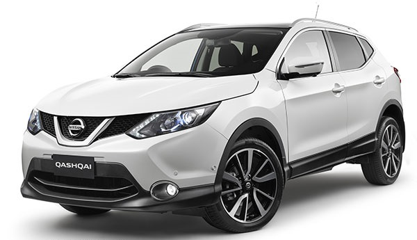 Nissan Qashqai 1.6 Tekna AUTO 4W / similar vehicle groups