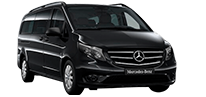 Mercedes VITO 8+1 PASSENGER / similar vehicle groups