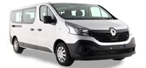 Renault Trafic 8+1 2.ICD / groupes d'outils similaires
