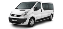 Renault Trafic 8+1 2.DCI / similar tool groups