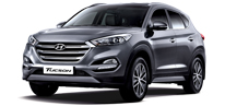 Hyundai Tuscon 1.6 GTI 4wauto / similar vehicle groups
